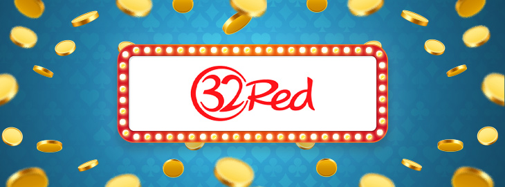 32 red casino free spins